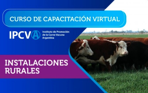 Capacitación virtual: Instalaciones Rurales
